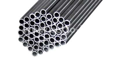 Stainless steel (inox) seamless round tubes